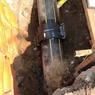 GAS PIPELINE REPAIR IN QUEENS (NYC)