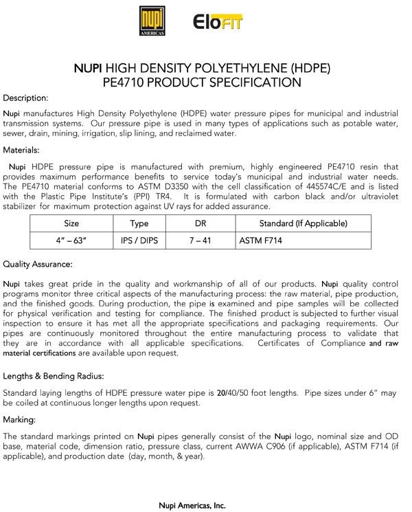 HDPE Electrofusion Fittings | ELOFIT